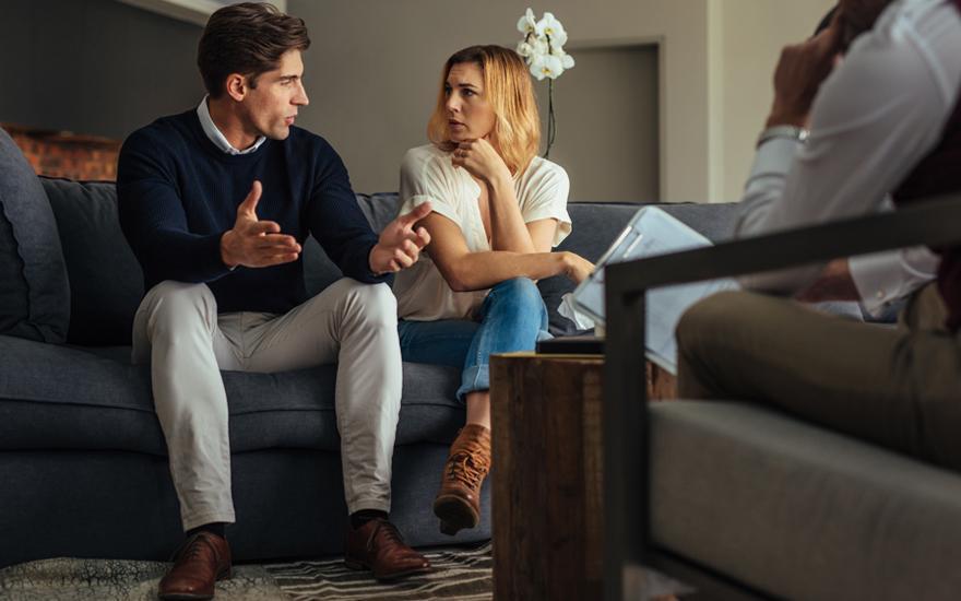 Psychoterapia małżeńska
